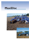 MaxiDisc - Model 1881 - Disc Implement Brochure