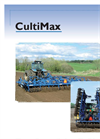 CultiMax - Model 1884 - Heavy Duty 7 Row Harrow Brochure