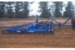 CultiMax - Model 1884 - Heavy Duty 7 Row Harrow