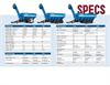 Kinze - Model 1300 - Dual-Auger Cart Specifications Brochure