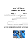Kinze - Model 3200 - Row Crop Planters Manual