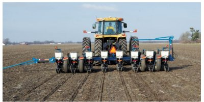 Kinze - Model 3000  - Row Crop Planters