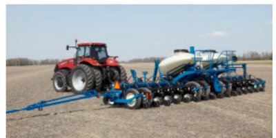 KINZE - Model 3660  - Row Crop Planters