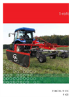 Model R DS - Single Rotor Rakes Brochure
