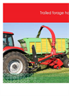 Model FCT - Forage Harvesters Brochure