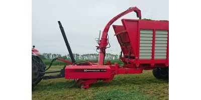 Kongskilde - Model ES - Forage Harvesters