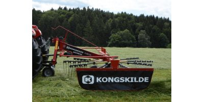 Kongskilde - Model R DS - Single Rotor Rakes