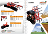 Model CC 25 - Cultivators with Harrows Brochure