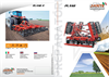 CARRIED PLANO - Model L and PL - Cultivators Brochure