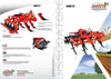 Model MDS E DS - Mini Subsoiler Brochure