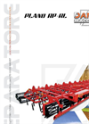PLANO - Model RL - Cultivator Brochure