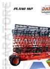 PLANO - Model MP - Cultivator Brochure