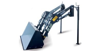 Model PF Series  - Front Loaders