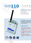 NETHIX - WE110 - Remote Control System  Brochure