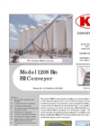 Model 1208/1610 - Bin Fill Conveyor Brochure