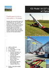 Model 161237 - Low-Profile Hopper w/ Optional Mover - Brochure