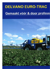 Euro-Trac - Model 5000 - Selfpropelled Sprayer Brochure