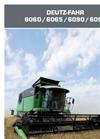 Combine Harvesters-60 Series