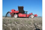 Dewulf - Model R3060 - 2-Row Self Propelled Potato Harvester