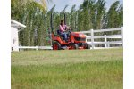 Kubota Tractor - Model BX2370-1 - Sub-Compact Tractor