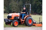 Model B2650 ROPS - Compact Tractor
