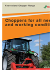 Model FHS - Grass Chopper- Brochure