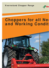 Model FXZ - Grass Chopper Brochure
