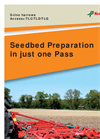 Seedbed Cultivator Brochure