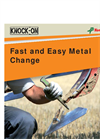 Knock-on - Stubble Cultivators Brochure