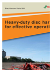 Disc Harrow Brochure