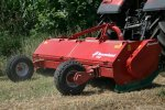 Kverneland - Model FXZ - Grass Chopper
