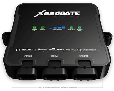 XeedGate - Bluetooth and ISOBUS Gateway