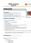 Spreader Brochure
