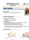 Feed Mixer Brochure