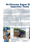 Hi Chrome Super Duty InjectionTools Brochure