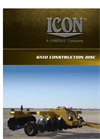 Landoll - ICON 6510 - Construction Disc - Brochure