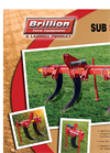 Brillion - Sub Soiler - Brochure