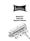 Landoll - Model 5211/5531 Series - Grain Drill Brochure