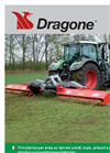 Dragone - Model VD - Shredder - Brochure