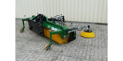 düvelsdorf - Stratos Sweeping Machines for Tractors