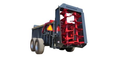 LEON - Model 425V, 575V, 755V - Vertical Hydra Push Spreaders