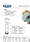 Dielectric Union (DU) Brochure