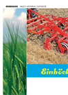 Hurricane - Model 2.60 m - 4.60 m - Universal Cultivators Brochure