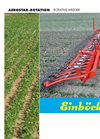 Aerostar-Rotation - Model 3.00 m - 12.00 m R - Rotative Weeder Brochure