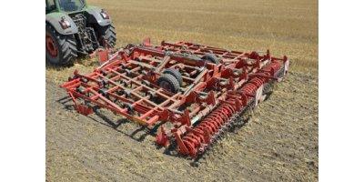 MULTISOILER - 5.00 m + 6.00 m Universal Mulch-Till Cultivator