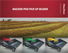 Model PW8 - Pick-Up Header Brochure