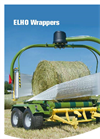 ELHO Sideliner - 1520 - Trailed Bale Wrappers- Brochure