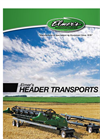 Elmer Header Transports- Brochure