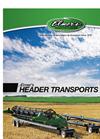 Elmer Header Transports- Brochure