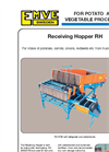 Model RH 2700 - Receiving Hopper Brochure